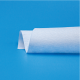 A side view of nonwoven polyester cellulose cleanroom wipes with edge detail