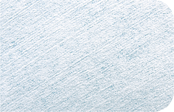 A detail shot of the texture of Saturix nonwoven polyester cellulose cleanroom wipes